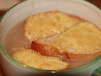 [первые блюда] Французский луковый суп