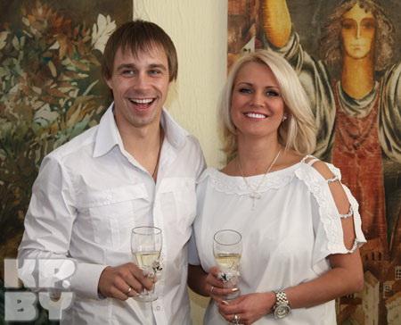 Белорусские звезды со вторыми половинками