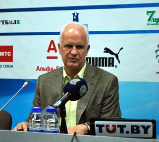 Бернд Штанге: В матче с Казахстаном главное – результат