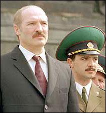 WikiLeaks: Лукашенко рассматривал своего сына в качестве преемника