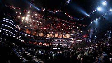 """В Лос-Анджелесе вручили """"музыкальный Оскар"""" - премию Grammy"""