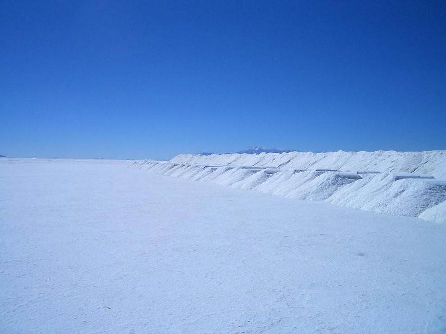 Салинас Грандес – белоснежная пустыня Аргентины