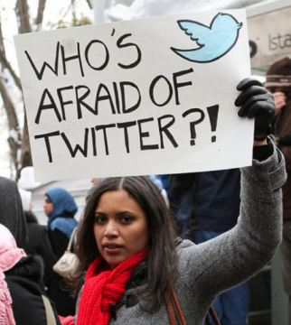 Твиттер: обманчивый щебет