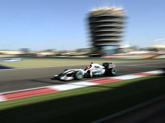 Гран-при Бахрейна Формулы-1 отменен