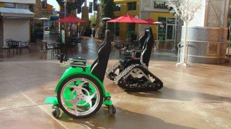 """Speedster Wheelchair - """"спортивная"""" инвалидная коляска"""
