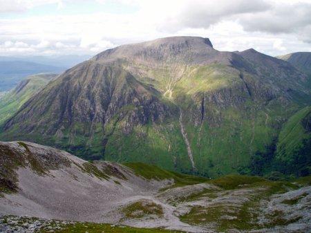"""Ее часто представляют, как  """"ворота в Шотландское высокогорье """"."""