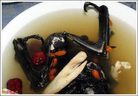 Суп из ...