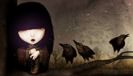 Сказка на ночь от David Ho