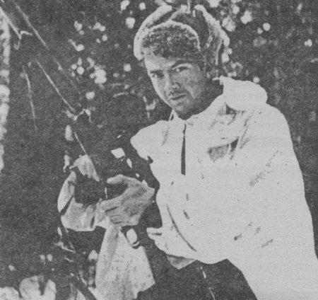 Снайпер, убивший 700 Советов за 100 дней
