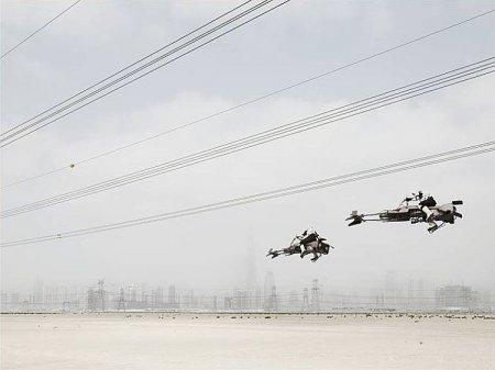Фотографы глумятся над Звездными Войнами