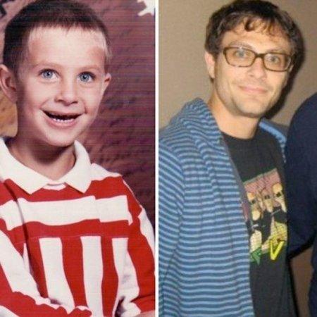 Перемены с возрастом