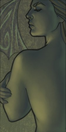 Художнца Jessica Oyhenart
