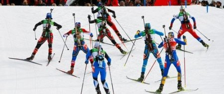 Биатлон - Чемпионат мира - Спринт