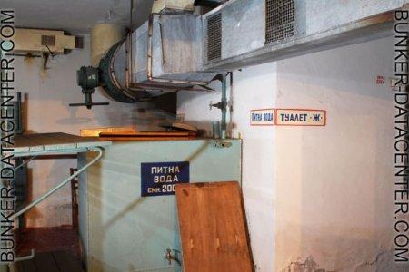 Украина: датацентр в старом бункере