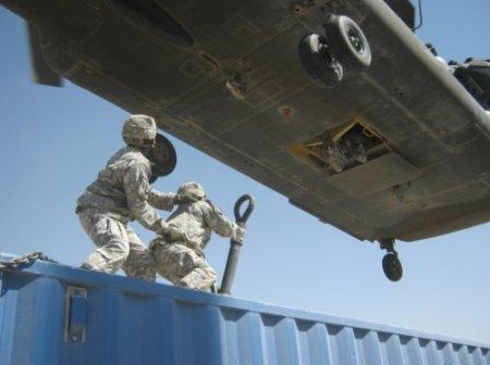Служба янки в Кандагаре, Афганистан