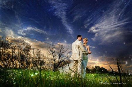Линия свадебных фото от Сергея Иванова