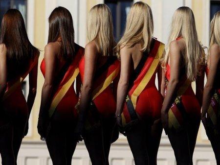 Участницы конкурса «Мисс Германия - 2011»