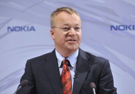 Nokia теряет долю рынка из-за Apple и iPhone