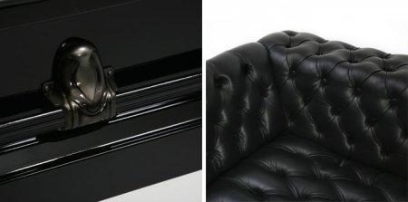 Гробовой диванчик
