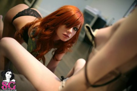 Suicide Girls:Dot & Vice