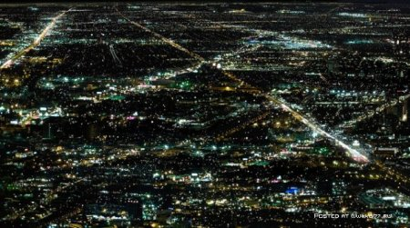 Город, ночь, огни - Фотограф Christian Stoll