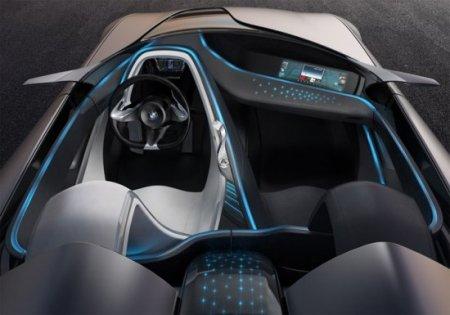 BMW демонстрирует стиль будущих моделей