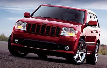 "Новый Jeep Grand Cherokee разгонится до ""сотни"" за 4 секунды"