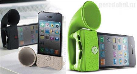 Усилитель мощности звука для iPhone