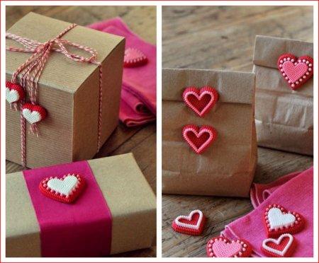 Копилка идей на День Святого Валентина. Продолжение