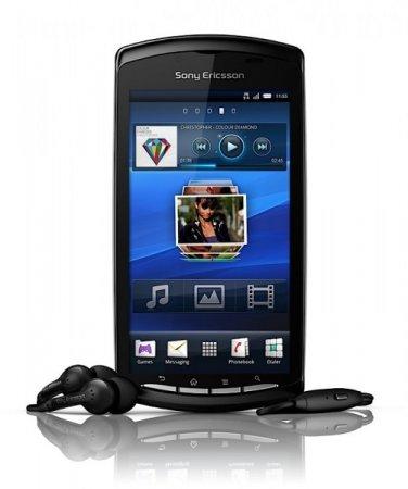 Sony Ericsson XPERIA Play представлен официально