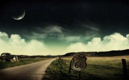 Легенды трассы 66
