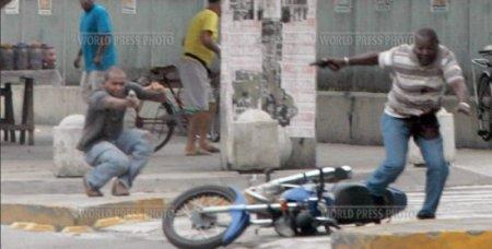 Перестрелка в Рио-де-Жанейро