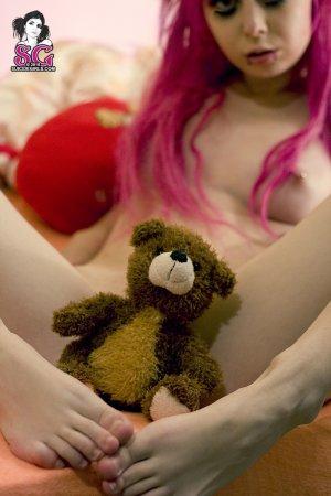 Suicide Girls - Naie - Sakura doll