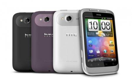 Обновленные коммуникаторы HTC - Incredible S, Desire S и Wildfire S