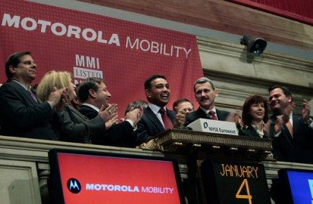 Слухи о бюджетном iPhone привели к падению стоимости акций Motorola Mobility