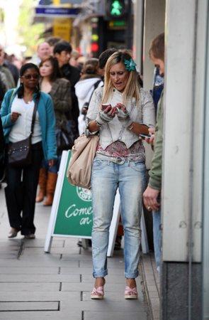 Уличная мода в Англии
