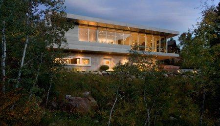 Горная резиденция в Аспене, штат Колорадо