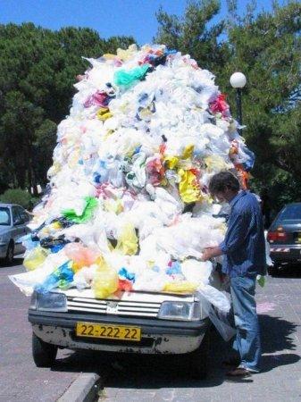 Помойки на колесах