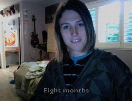 Из парня в девушку за 13 месяцев