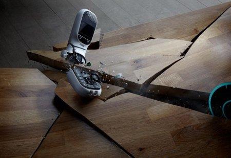 Разбитая электроника