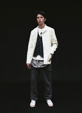 Лукбук коллекции Adidas Originals by Originals Kazuki Kuraishi весна/лето 2011