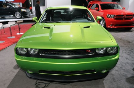 Dodge Challenger SRT8 Green With Envy уже в продаже