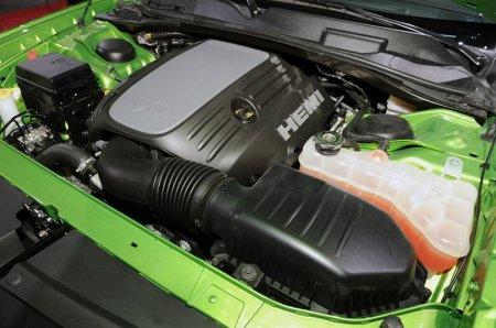 Dodge Challenger SRT8 Green With Envy уже в продаже