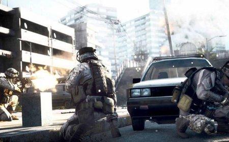 Battlefield 3 не топчется на месте