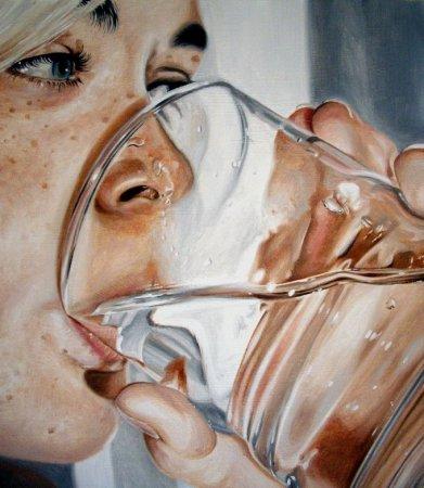 Гиперреальные рисунки от Линнеа Стрид