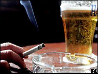 Как курение и алкоголь влияют на уровень жизни