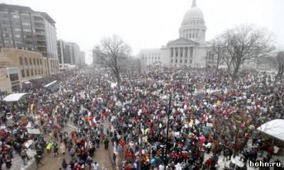 Протесты захлестнули все 50 штатов США