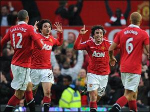 Манчестер Юнайтед вышвырнул Арсенал из Кубка Англии