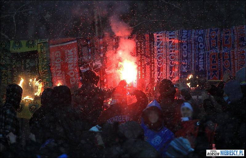Derby Sląska (Дерби Слёнска) 18 марта 2011