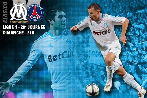 Olympique de Marseille vs Paris Saint-Germain!